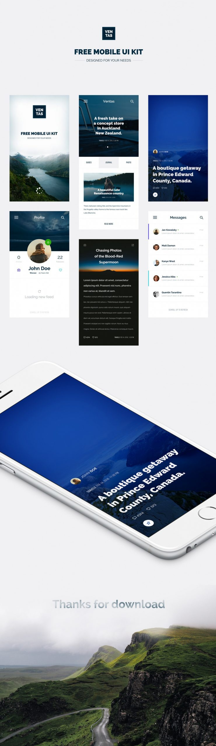 Travel Magazine Mobile App UI Kit Free PSD Web Resources, Web Elements, Web Design Elements, Web, Ventas Mobile UI kit, ventas mobile, ventas, User Interface, ui set, Ui Kits, ui kit, UI elements, UI, Resources, Psd Templates, PSD Sources, psd resources, PSD images, psd free download, psd free, PSD file, psd download, PSD, Photoshop, Mobile, Layered PSDs, Layered PSD, Interface, GUI Set, GUI kit, GUI, Graphics, Graphical User Interface, Freebies, free ui kits, Free Resources, Free PSD, free download, Free, Elements, download psd, download free psd, Download, Design Resources, Design Elements, Adobe Photoshop,