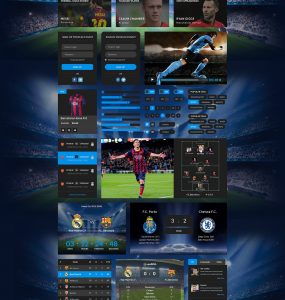 Football UI Kit Elements Free PSD Web Resources, Web Elements, Web Design Elements, Web, User Interface, ui set, ui kit, UI elements, UI, stats, Sports, Sport Kit UI, Resources, Psd Templates, PSD Sources, psd resources, PSD images, psd free download, psd free, PSD file, psd download, PSD, profiles, Photoshop, messi, matches, match, league, Layered PSDs, Layered PSD, Interface, Icons, GUI Set, GUI kit, GUI, Graphics, Graphical User Interface, Freebies, Free Resources, Free PSD, free download, Free, football, Elements, download psd, download free psd, Download, Design Resources, Design Elements, Adobe Photoshop,