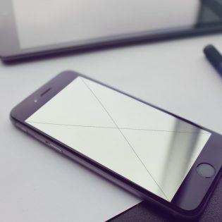 Versatile IPhone Mockup Free PSD