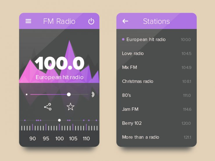 FM Radio Station Widget UI Free PSD Web Resources Web Elements Web Design Elements Web user interfaces User Interface ui set ui kit UI elements UI Resources Radio UI radio app Radio Psd Templates PSD Sources psd resources PSD images psd free download psd free PSD file psd download PSD Photoshop Layered PSDs Layered PSD Interface GUI Set GUI kit GUI Graphics Graphical User Interface Freebies free user interfaces Free Resources Free PSD free download Free Elements download psd download free psd Download Design Resources Design Elements Adobe Photoshop