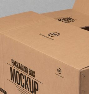 Cardboard Box Mockup Free PSD Showcase, PSD Mockups, psd mockup, psd freebie, presentation, photorealistic, package design mockup, mockup template, mockup psd, Mockup, mock-up, Free PSD, free mockups, free mockup, download mockup, Download, cardboard mockup, branding, box mockup,