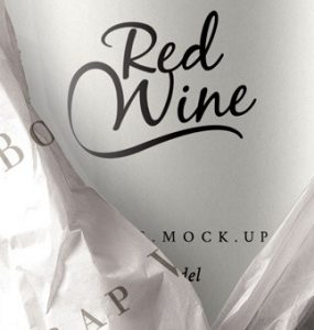 Wine Bottle Packaging Mockup Free PSD Wrap, Wine, Showcase, PSD Mockups, psd mockup, psd freebie, presentation, photorealistic, Paper, mockup template, mockup psd, Mockup, mock-up, Free PSD, free mockup, Free, download mockup, Download, branding, Bottle,