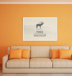 Beautiful Poster Frame Mockup Free PSD Showcase shell scheme PSD Mockups psd mockup psd freebie presenting presentation photorealistic photographs outline mockup template mockup psd Mockup mock-up instance Free PSD free mockup fabric download mockup Download Creative branding