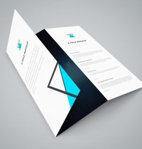 Tri Fold Brochure Mockup Template Free PSD tri Showcase PSD Mockups psd mockup psd freebie presentation photorealistic mockup template mockup psd Mockup mock-up Freebie Free PSD free mockup folded fold download mockup Download Brochure branding