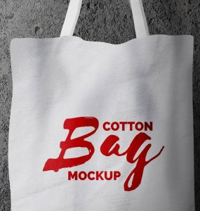 Hanging Cotton Bag Mockup Free PSD totte bag Showcase PSD Mockups psd mockup psd freebie presentation photorealistic mockup template mockup psd Mockup mock-up Freebie Free PSD free mockup download mockup Download cotton bag mockup cotton bag branding