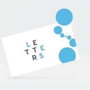 Simplistic Business Card Mockup Free PSD