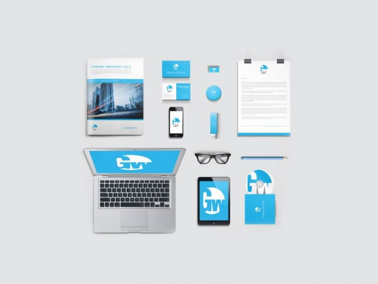 Corporate Branding and Identity Mockups Free PSD Showcase, PSD Mockups, psd mockup, psd freebie, presentation, photorealistic, mockup template, mockup psd, Mockup, mock-up, Free PSD, free mockup, download mockup, Download, branding,