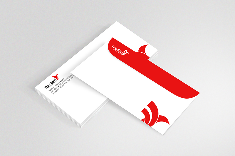 Envelope Design Template Psd Free Download