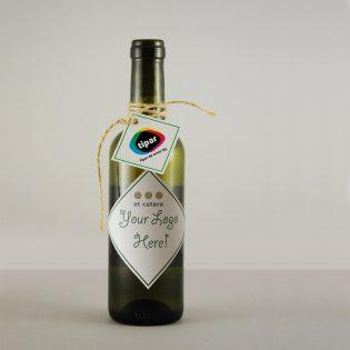 Wine Bottle Branding Mockup Free PSD