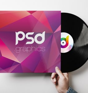 Vinyl Record Cover Mockup PSD Template vinyl mockup Vinyl Showcase Record psdgraphics PSD Mockups psd mockup psd graphics PSD Product Print presentation Premium photorealistic packaging package music album Music mockup template mockup psd Mockup mock-up freemium Freebie Free PSD free mockup Free download mockup Download disc cover mockup Cover branding mockups branding Brand artwork album