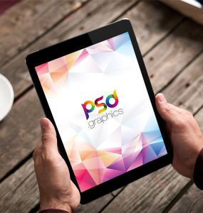 iPad in Hand Mockup Free PSD ui mockup, tablet mockup psd, tablet mockup, smartphone mockup, Smartphone, smart object, Showcase, Realistic, psdgraphics, PSD Mockups, psd graphics, PSD, Professional, presentation, Premium, Photoshop, photorealistic, photo realistic, mockups, mockup psd, Mockup, mock-up, man, ipad mockup psd, IPad Mockup, ipad in hand, ipad air mockup, ipad air, iPad, indoor, holding, Headphone, hand, Graphics, Freebie, Free PSD, free mockups, free mockup, Free, device mockup, Device, Desk, coffee table, Apple, app mockup,