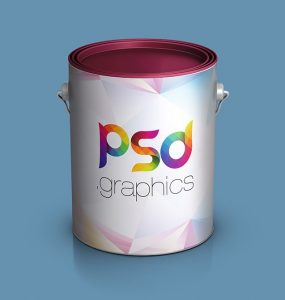 Paint Bucket Mockup Free PSD tinplate, tin mockup, tin can mockup, tin can, tin, Template, Showcase, Realistic, psdgraphics, psd mockup, psd mock-up, psd graphics, PSD, print design, presentation, Premium, photorealistic, photo realistic, Painting, paint tin mockup, paint bucket mockup, paint bucket, Paint, packaging design, packaging, package, oil paint, mockups, mockup template, mockup psd, Mockup, mock-up, Metallic, Metal, labels, isolated, ink, home improvement, Graphics, freemium, Freebie, Free PSD, free mockup, Free, exclusive mock-up, enamel, Download, Decoration, Creative, container, Can, bucket mockup, bucket, Brush, branding, Brand, Blank, Advertising, 3D,