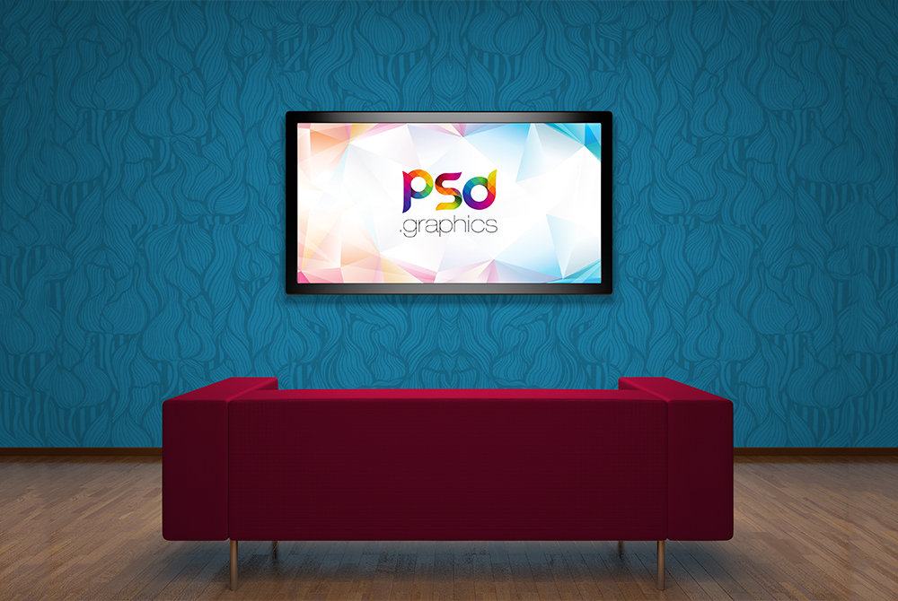 Tv Mockup Free Psd Download Download Psd