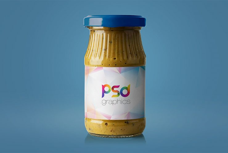 Mustard Jar Mockup Free PSD spice, single, Showcase, seasoning, sauce, Realistic, psdgraphics, psd mockup, psd graphics, PSD, product packaging, Product, print design, presentation, Premium, photorealistic, packaging mockup, packaging, Object, mustard jar mockup, mustard jar, mustard, mockups, mockup template, mockup psd, Mockup, mock-up, meal, jar mockup, jar, isolated, ingredient, healthy, Graphics, gourmet, glass jar mockup, glass jar, Glass, freemium, Freebie, Free PSD, free mockup, Free, Food, eating, Download, Creative, container, condiment, canned, branding, Brand, Bottle, Advertising,