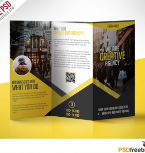Multipurpose Trifold Business Brochure Free PSD Template yellow universal Trifold Brochure trifold tri-fold brochure tri fold Template square brochure Promotion promote professional brochure design Professional print ready Print Multipurpose Free TriFold Brochure Free PSD elegant Editable Design Dark Creative Brochure Design Creative corporate brochure design corporate brochure Corporate company brochure company Clean business style business brochure psd business brochure ideas business brochure brochure templates psd Brochure PSD brochure printing brochure layouts brochure design templates Brochure agency brochure a4 size 3 fold