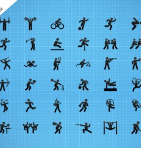 Flat Sports Iconset Free PSD wrestling, Winter, win, weightlifting, Water, volleyball, Vector, various sports, trophy, track, TImer, tennis, taekwondo, Table, tabe tennis, swimming, swim, sprint, sports event, Sports, sporting, sport icons, sport, Sphere, Speed, soccer, snowboarding, snowboard, skiing, skating, silhouette, shooting, set, Sailing, running, runner, rugby, relaxation, racing, race walking, psd iconset, PSD icon, PSD, professional sport, Prize, pong, polo, Player, Play, pingpong, ping-pong, People, path, olympics, men, medal, martial arts, marathon, man, long, Kit, kayaking, jumping, jump, judo, javelin, infograph, Icon Set, Icon, ice skating, hurdles, Hockey, gymnastics, group of objects, golf, Games, freestyle, free sports icon, Free PSD, Free Iconset, football, fitness man, Field, extreme, equipments, equestrian, cycling, cycle, curling, Cup, computer icon, competition, collection, champion, challenge, canoe kayak, boxing, bowling, Black, billiard, Bike, basketball, Baseball, barbell, ball, badminton, award, athletics, athletic, athlete, archery, archer, american, adventure, activity, achievement,