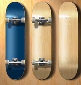 PSD Skateboard Template file Skateboard, PSD, Objects, Layered PSDs,