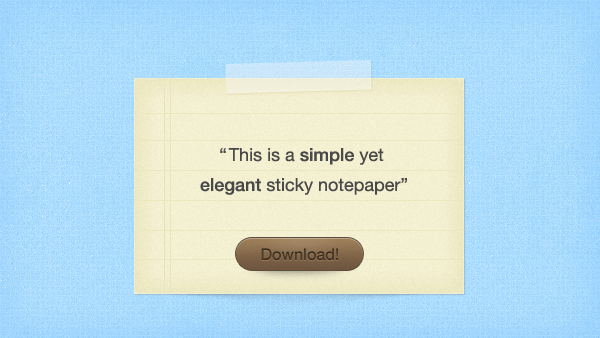 Sticky Notepaper Free PSD Web Resources Web Elements Web Design Elements Web User Interface ui set ui kit UI elements UI Tape Sticky Scotch Tape Scotch Resources Psd Templates PSD Sources psd resources PSD images psd free download psd free PSD file psd download PSD postit Post-It Post Photoshop Paper Notepaper Note Layered PSDs Layered PSD Interface GUI Set GUI kit GUI Graphics Graphical User Interface Freebies Free Resources Free PSD free download Free Elements download psd download free psd Download Design Resources Design Elements Buttons Button Adobe Photoshop