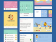 Unity Colorful Web Flat UI Elements Kit ui set ui kit UI elements UI settings app set metro Kit graph free download Free Flat Colorful Calendar blocks